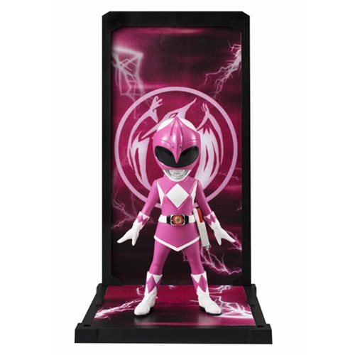 Mighty Morphin' Power Rangers Pink Ranger Tamashii Buddies