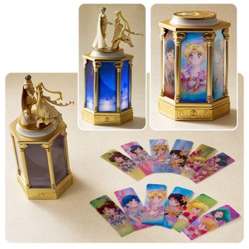 Sailor Moon Tuxedo Mirage Memorial Ornament Music Box