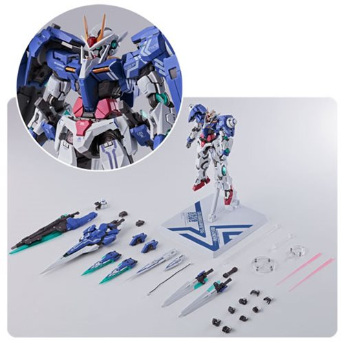 Mobile Suit Gundam Seven Sword/G Metal Build Action Figure