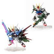 Gundam Seed Perfect Strike Gundam NXEDGE Style Action Figure