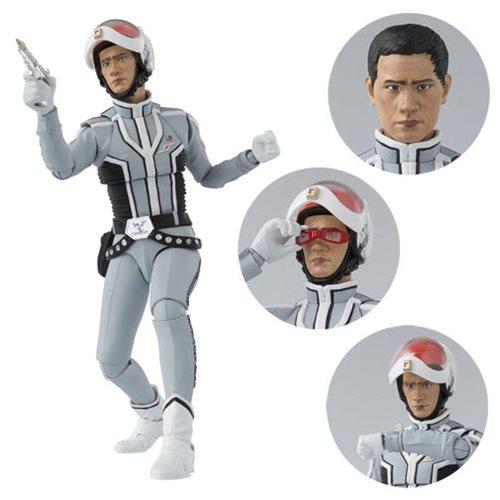 Ultraman Ultraseven Dan Moroboshi SH Figuarts Action Figure