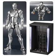 Iron Man Mark II and Hall of Armor SH Figuarts Set