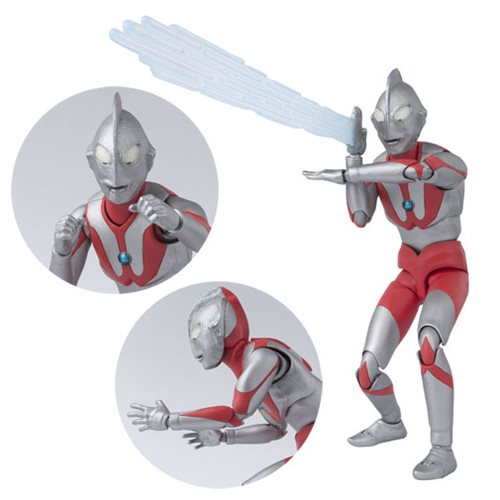 Ultraman A Type SH Figuarts Action Figure
