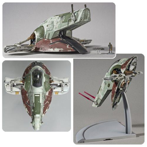 Star Wars Slave 1 1:144 Scale Model Kit