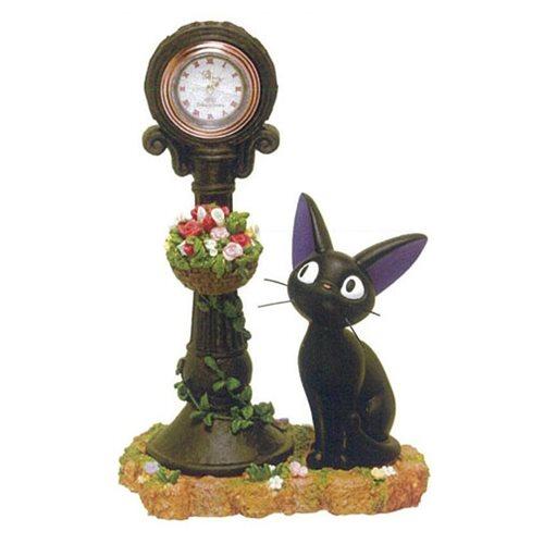 Kiki's Delivery Service Jiji's in Town Clock