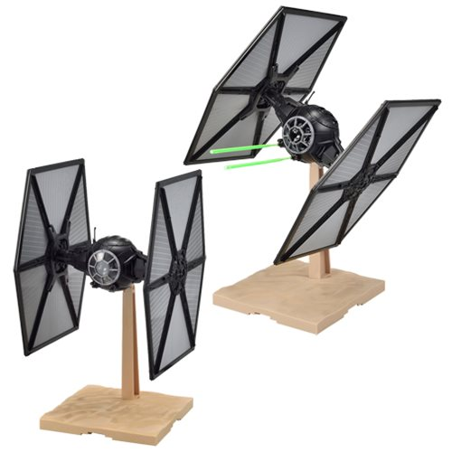 Star Wars: TFA First Order TIE Fighter 1:72 Scale Model Kit