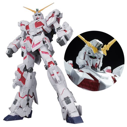 Gundam Unicorn Destroy Mode Mega Size 1:48 Scale Model Kit