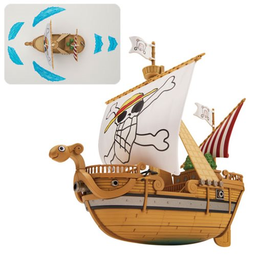 One_Piece_Going_Merry_Memorial_Color_Ver_Grand_Ship_Collection_Model_Kit