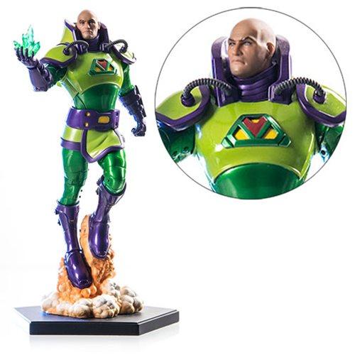 DC Comics Lex Luthor 1:10 Scale Statue