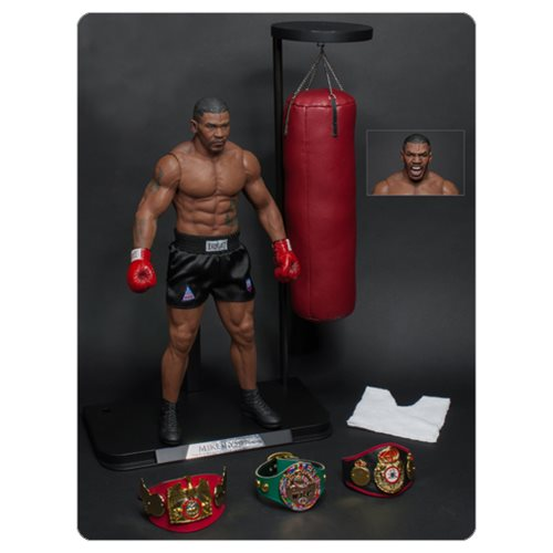 Mike Tyson Undisputed Heavyweight Champion 1:6 Action Figure