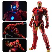 Iron Man Shape-Changing Armor Re: Edit Action Figure