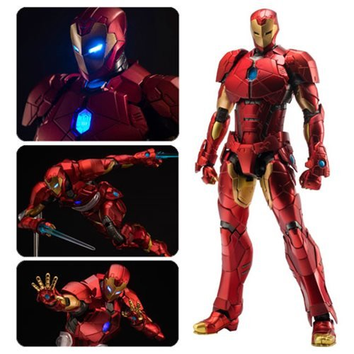 Iron Man Shape Changing Armor Re: Edit Action Figure