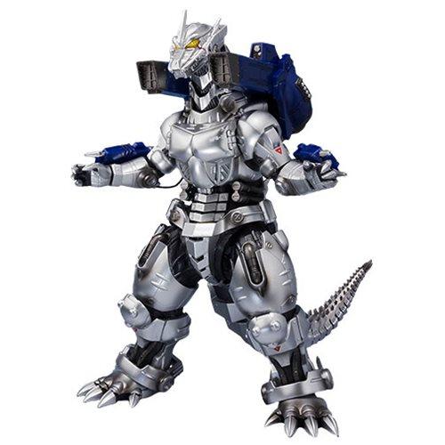 Godzilla 2003 Mechagodzilla SH MonsterArts Action Figure