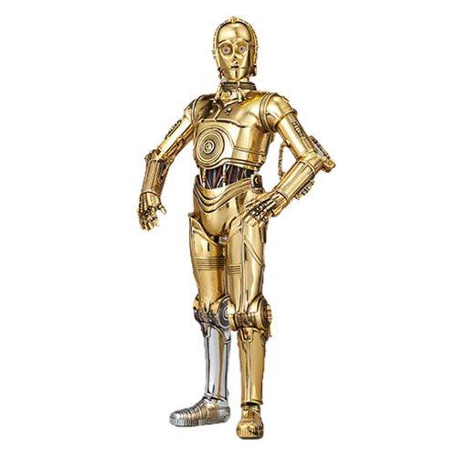 Star Wars C-3PO 1:12 Scale Model Kit