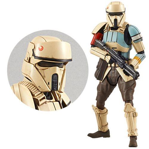 Star Wars Scarif Shoretrooper 1:12 Scale Model Kit