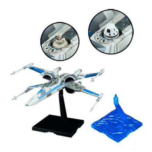 Star Wars: The Last Jedi Blue Squadron Resistance X-Wing Kit
