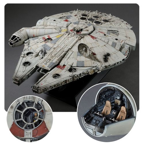 Star Wars: A New Hope Millennium Falcon Perfect Grade Kit