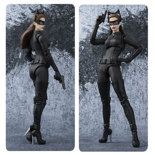 The Dark Knight Rises Catwoman SH Figuarts Action Figure
