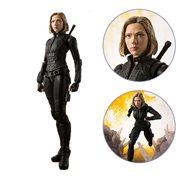 Avengers: Infinity War Black Widow SH Figuarts Action Figure