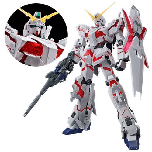 Gundam UC Unicorn Gundam Destroy Mode Mega Size 1:48 Scale Model Kit