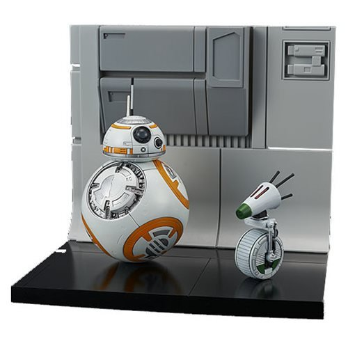 Star Wars: The Rise of Skywalker BB-8 and D-0 Model Kit