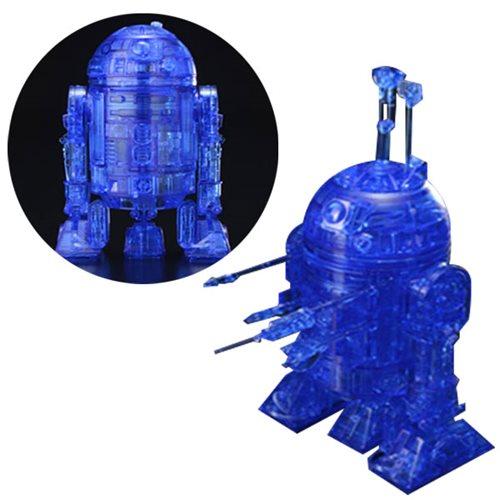 Star Wars R2-D2 Hologram 1:12 Scale Model Kit