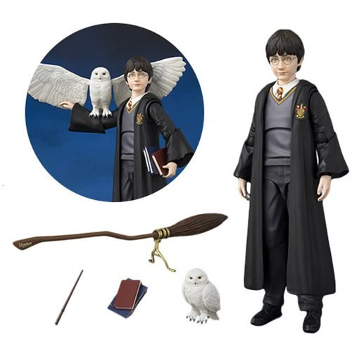 Harry Potter and the Sorcerer's Stone Harry Potter SH Figuarts Action Figure