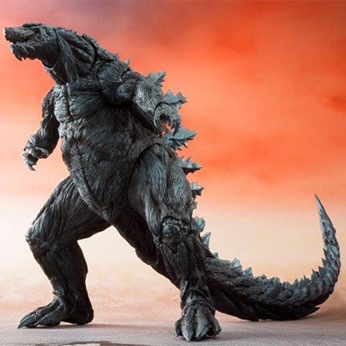 Godzilla: Planet of the Monsters Earth SH MonsterArts Figure