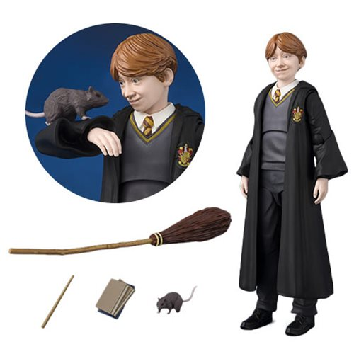 Harry Potter Ron Weasley SH Figuarts Action Figure