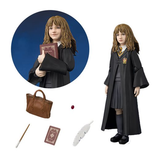 Harry Potter and the Sorcerer's Stone Hermione Granger SH Figuarts Action Figure