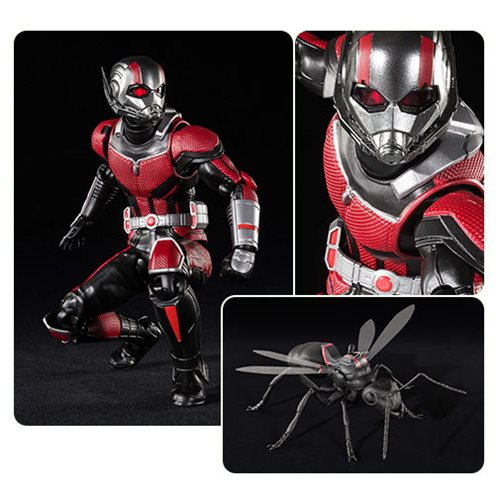 Ant-Man and the Wasp Ant-Man and Ant Set SH Figuarts Figure