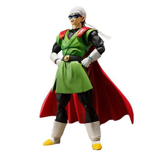 Dragon Ball Z Great Saiyaman SH Figuarts Action Figure