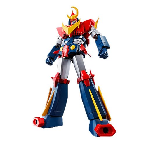 Invincible Super Man Zambot 3 GX-84 Soul of Chogokin Action Figure