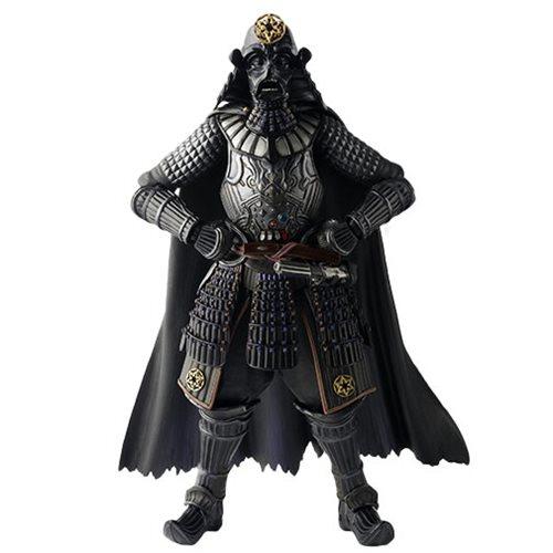 Star Wars Samurai General Darth Vader Meisho Action Figure
