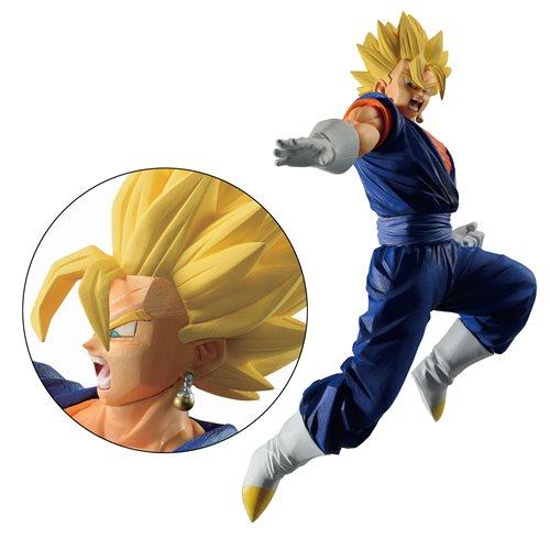 Dragon Ball Dokkan Battle Super Vegetto Ichiban Statue