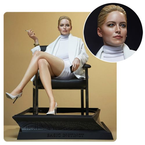 Basic Instinct Catherine Tramell 1:4 Scale Statue