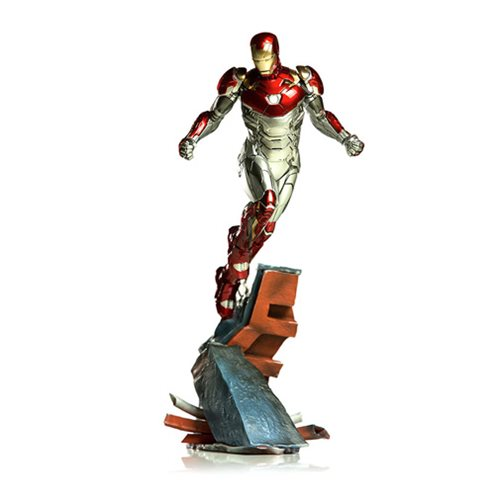 Spider-Man: Homecoming Iron Man Diorama 1:10 Scale Statue