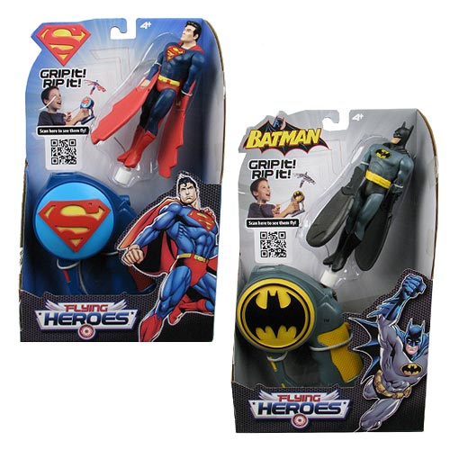 DC Comics Wave 1 Flying Heroes Figure Case