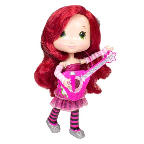 Strawberry Shortcake 11-Inch Singing Doll