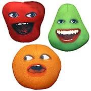 Annoying Orange Talking Fresh Squeezed Plush Case
