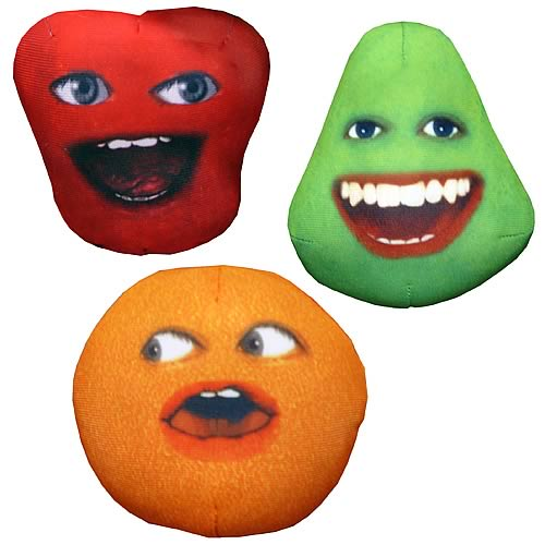Annoying Orange Talking Fresh Squeezed Plush Case