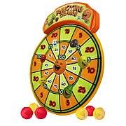 Annoying Orange Kitchen Crew Dart Board Game