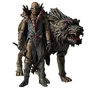 The Hobbit 3 3/4-Inch Orc on Warg Beast Pack