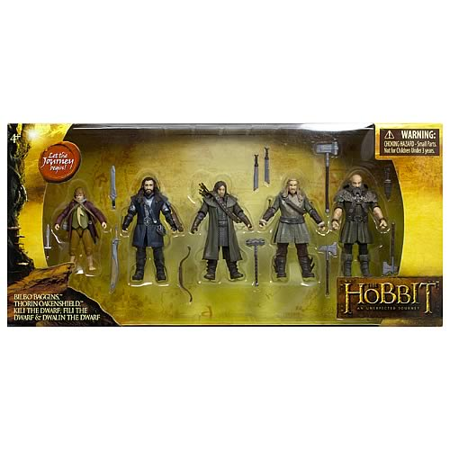 The Hobbit 3 3/4-Inch Collector Pack