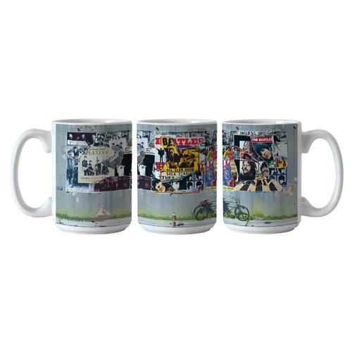 Beatles Anthology 15 oz. Sublimated Coffee Mug