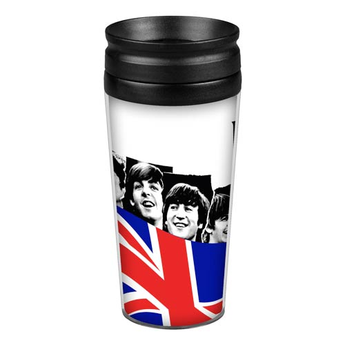 Beatles' Story 14 oz. Travel Tumbler