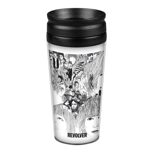 Beatles Revolver 14 oz. Travel Tumbler