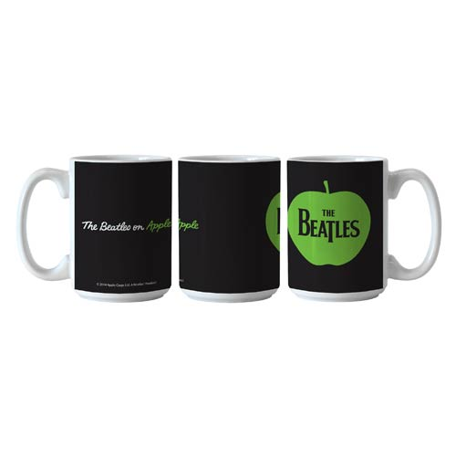 Beatles Apple 15 oz. Sublimated Coffee Mug