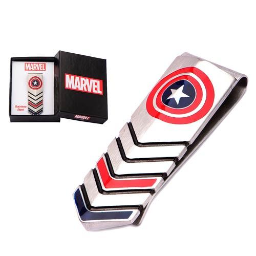 Captain America Shield Money Clip