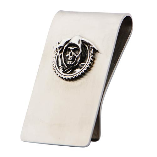 Sons of Anarchy Reaper Money Clip